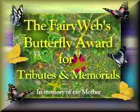 A memorial homepage